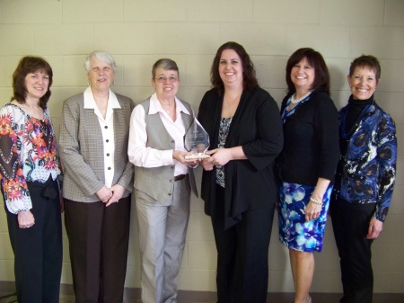 Humane Society of Elkhart County BBB Award